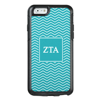 Zeta Tau Alpha | Chevron Pattern OtterBox iPhone 6/6s Case