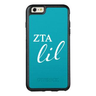 Zeta Tau Alpha Lil Script OtterBox iPhone 6/6s Plus Case