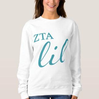 Zeta Tau Alpha Lil Script Sweatshirt