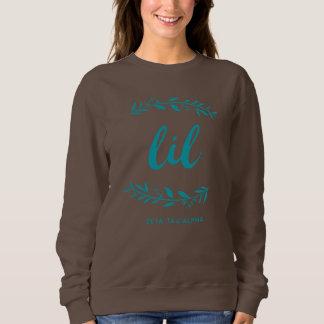 Zeta Tau Alpha Lil Wreath Sweatshirt