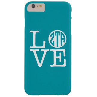 Zeta Tau Alpha Love Barely There iPhone 6 Plus Case