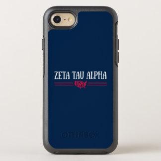 Zeta Tau Alpha USA OtterBox Symmetry iPhone 8/7 Case