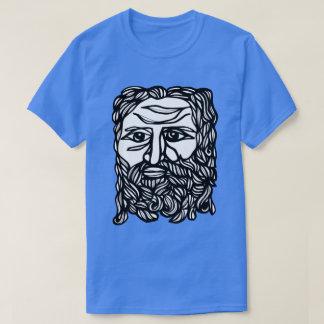 """Zeus Face"" Men's T-Shirt"