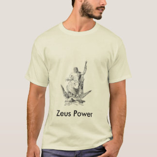 Zeus Power League T-Shirt