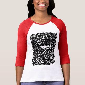 """Zeus Watch"" Women's 3/4 Sleeve Raglan T-Shirt"