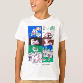 Zev, 5th grade, t-shirt