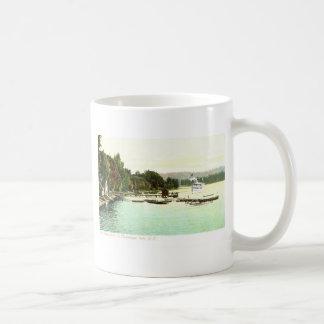 ZHR0031 1905 Vintage Bemus Point, Chautaqua Lake, Coffee Mug