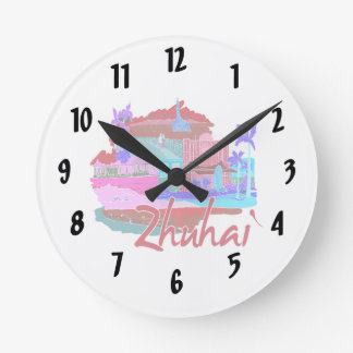 zhuhai city vacation graphic red.png clocks