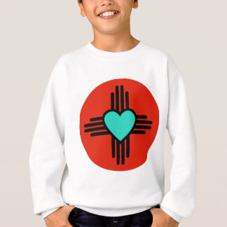 Zia Love Sweatshirt