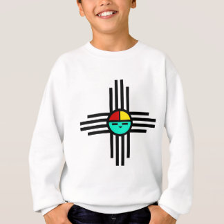 Zia Sun God Sweatshirt