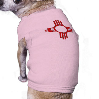 Zia (Sun) Pet T Shirt