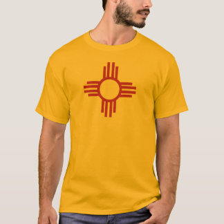 Zia Sun Symbol of New Mexico T-Shirt