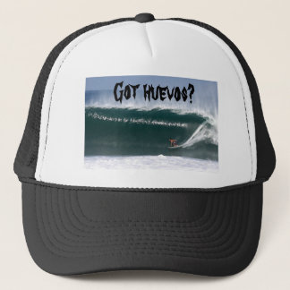 Zicatela, Got huevos? Trucker Hat