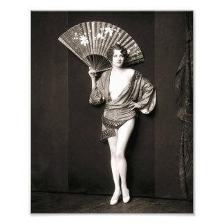 Ziegfeld Girl Photo Print
