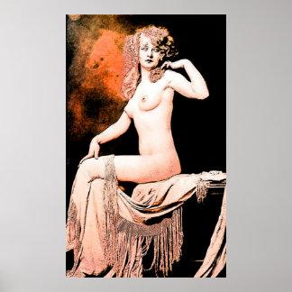 Ziegfeld Girl Poster