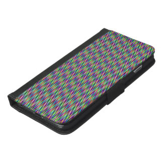 zig and zag iPhone 6/6s plus wallet case