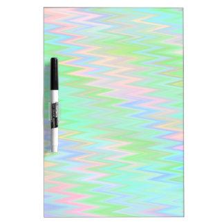 Zig  N Zag Dry Erase Board