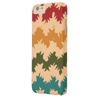 Zig Zag Design Barely There iPhone 6 Plus Case