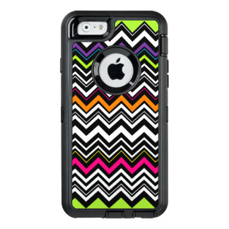 Zig Zag OtterBox Defender iPhone Case