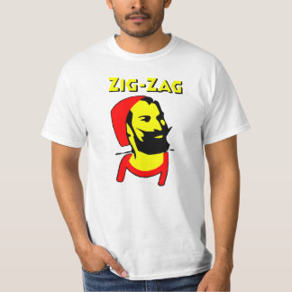 Zig Zag Papers T-Shirt