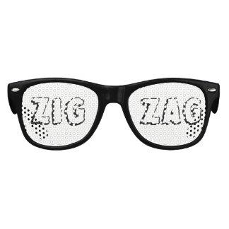 Zig Zag Party Shades