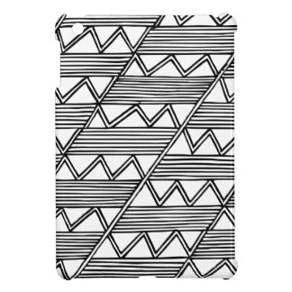 Zig Zag Pattern Case For The iPad Mini