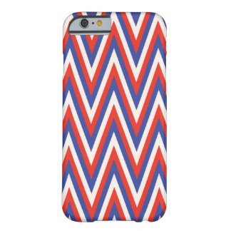 Zig Zag Pattern iPhone 6/6s Barely There iPhone 6 Case