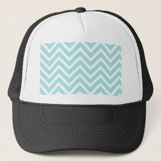 Zig Zag Pattern Trucker Hat