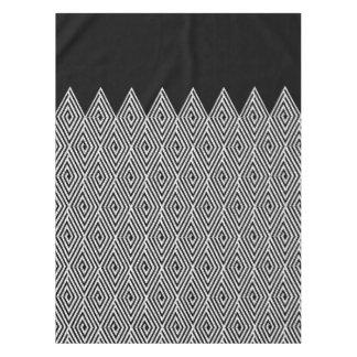 Zigzag Diamond Chevron Tribal pattern Tablecloth