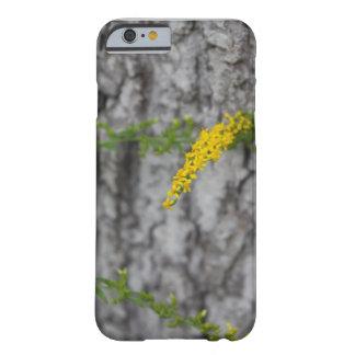 Zigzag goldenrod iPhone 6 Case