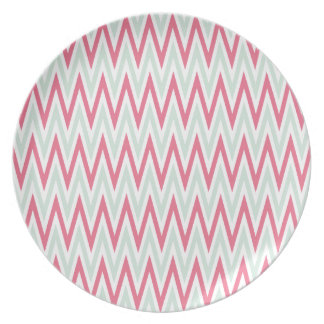Zigzag II Party Plate