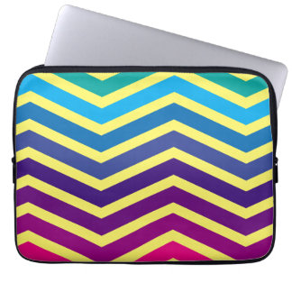 zigzag Neoprene Laptop Sleeve 13 inch
