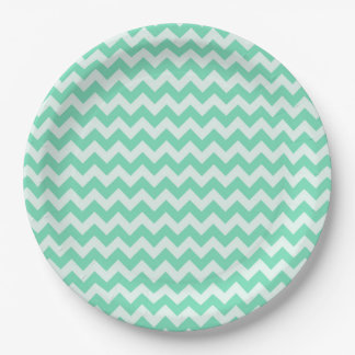 Zigzag Paper Plate