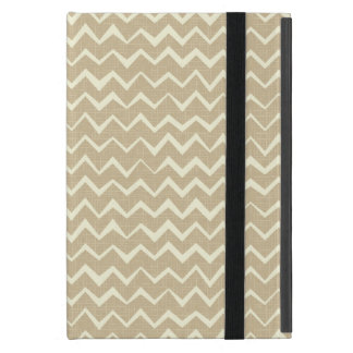 Zigzag pattern cases for iPad mini