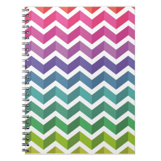 Zigzag Pattern Notebook
