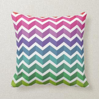 Zigzag Pattern Pillow