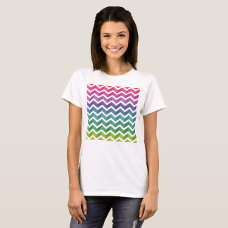 Zigzag Pattern T-shirt