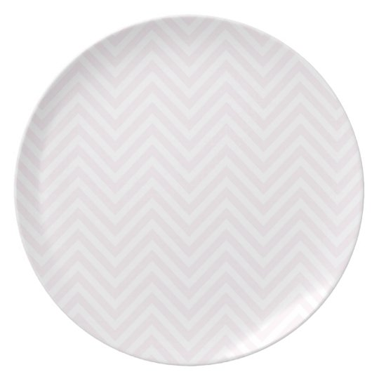 ZigZag Personalisable pattern Background Template Plate