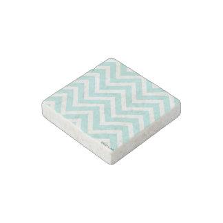 zigzag stone magnets