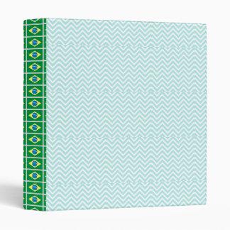 Zigzag Vinyl Binder