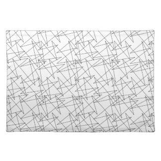 Zigzags Placemat