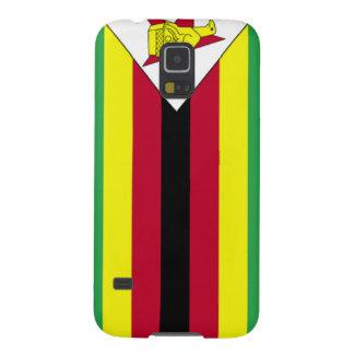 Zimbabwe Flag Galaxy S5 Case
