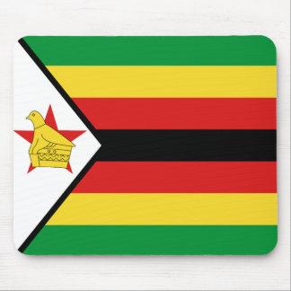 Zimbabwe Flag Mousepad
