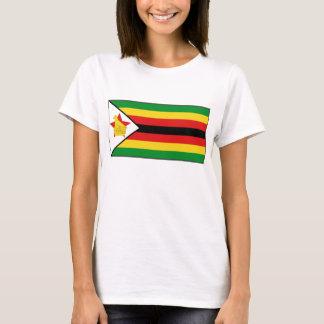 Zimbabwe Flag x Map T-Shirt