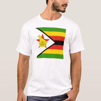 Zimbabwe High quality Flag T-Shirt