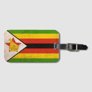 Zimbabwe Luggage Tag