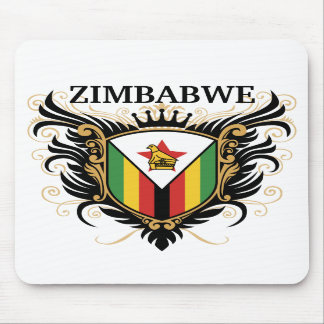 Zimbabwe [personalize] mouse pad