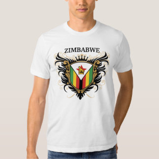 Zimbabwe [personalize] t shirt