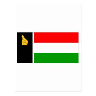 Zimbabwe Rhodesia Flag (1979) Postcard