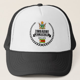 Zimbabwe Trucker Hat